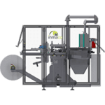 VP20R: muffin cup machine for efficient production